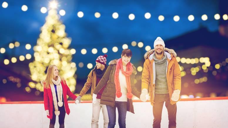 Ovog Božića mijenjajte tradiciju - šetajte, razgledavajte, kližite
