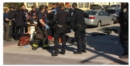 Kombijem se zaletio u pješake: Jedan mrtav, četvero ranjenih