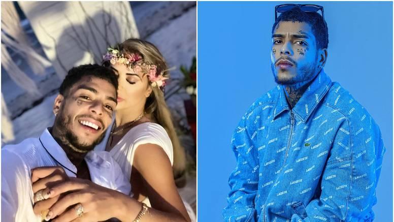 Pjevač pao s balkona i poginuo, vjenčao se prije samo 15 dana...
