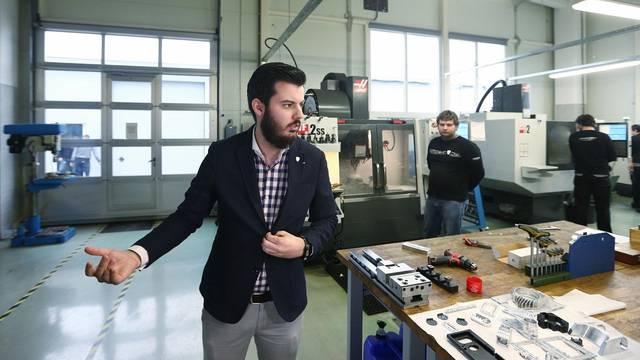Plenković i ministri kod Rimca o potencijalima autoindustrije