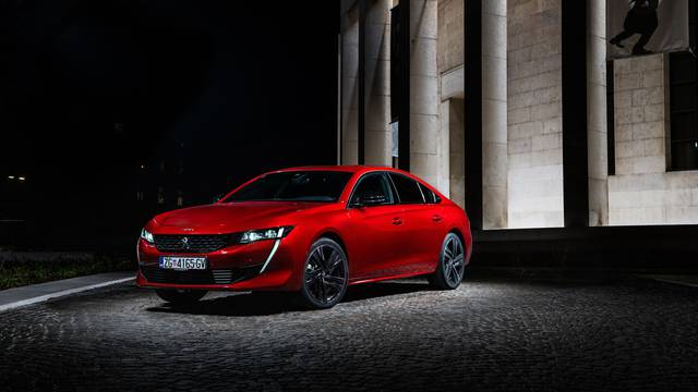 Peugeot 508: Radikalni fastback od ožujka u Hrvatskoj!