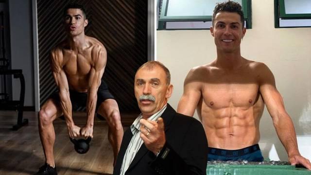 Ne morate biti Ronaldo! Može se trening odraditi i u sobi 3x3