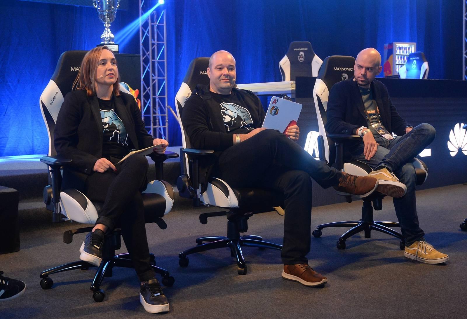 Zagreb: Konferencija za medije Reboot InfoGamer 2019 i A1