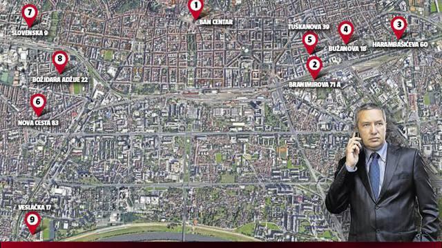USKOK blokirao Kovačeviću 8 nekretnina, pa i ženine stanove, ali su ipak još dvije 'zaboravili'