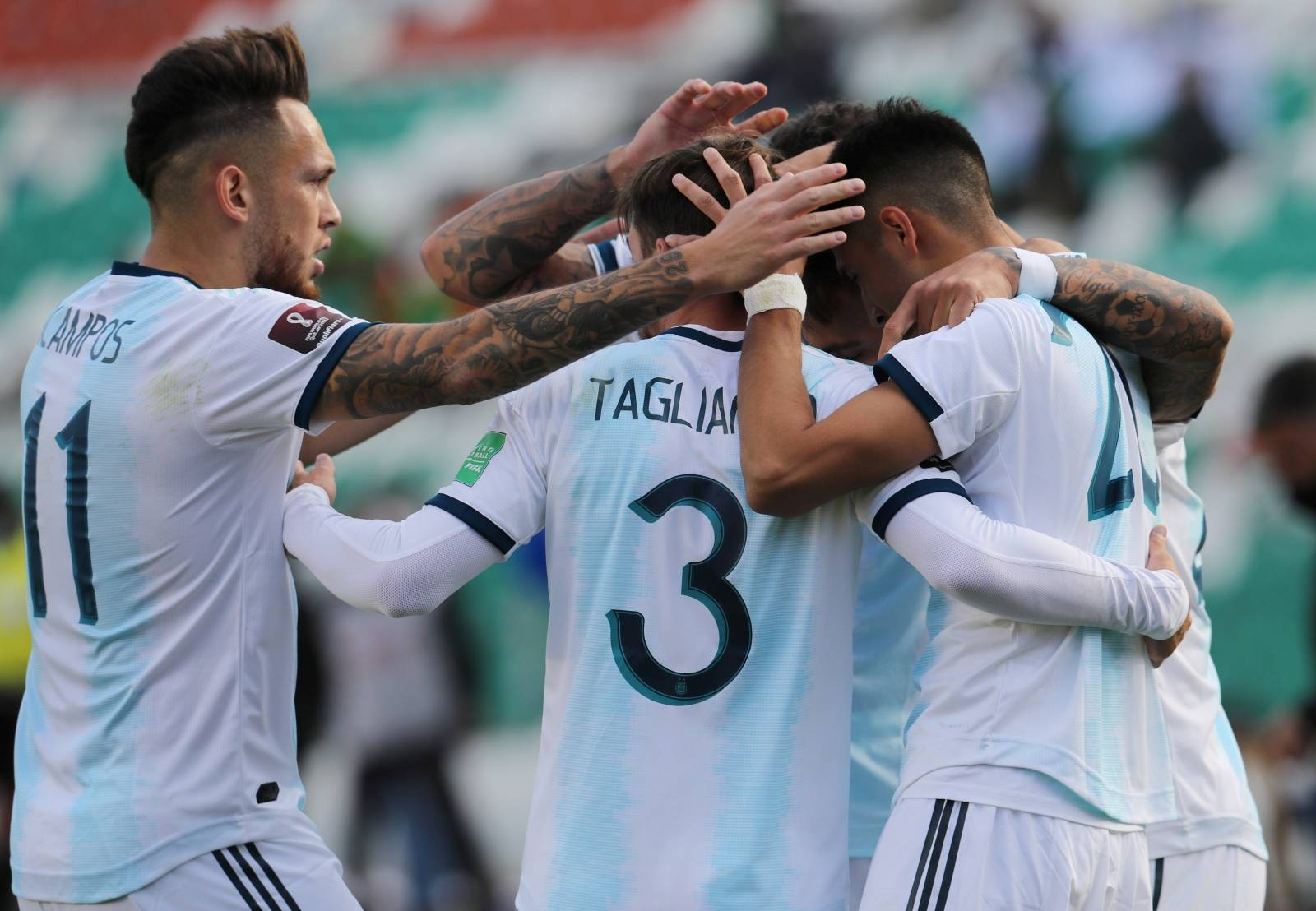 World Cup 2022 South American Qualifiers - Bolivia v Argentina
