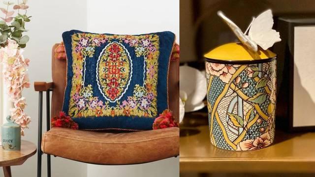 Jutarnja kava i odmaranje s Gucci potpisom: Nova kolekcija slavnog brenda za kuću