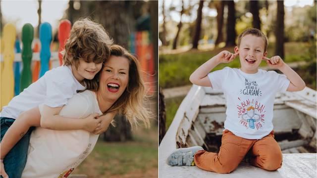 Puljanka Petra: 'Bisere' svojeg sina stavljam na majice. Vole ih nositi mnoga djeca, ali i stariji