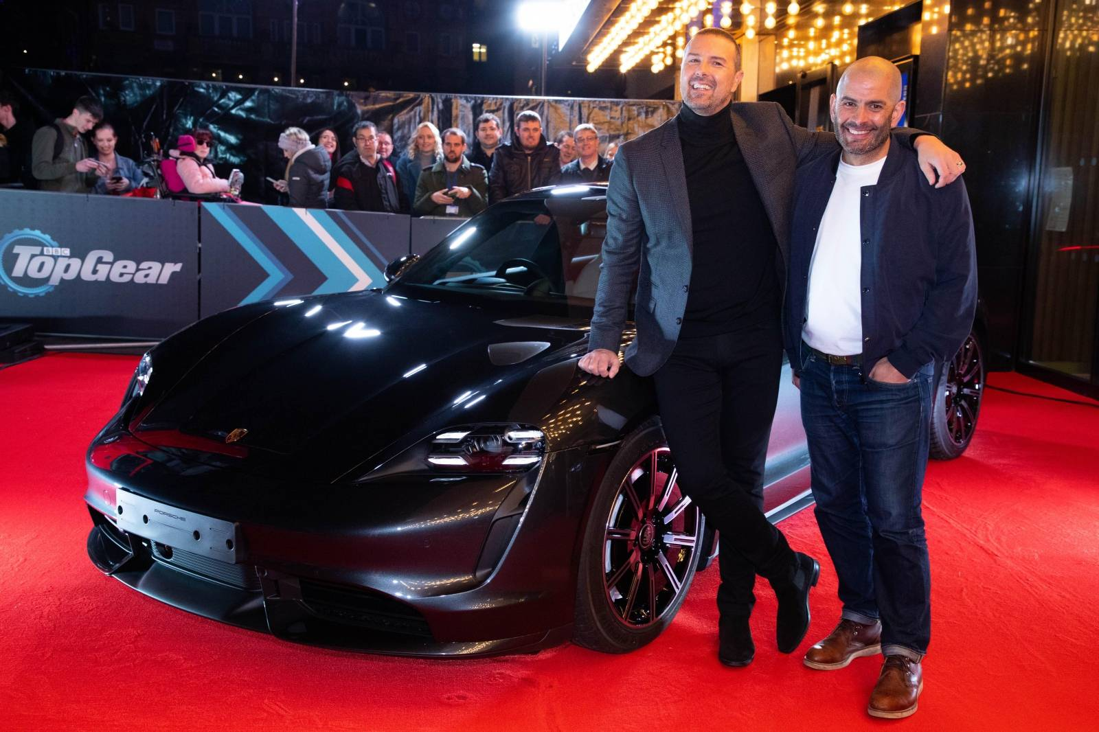 Top Gear Season 28 Premiere - London