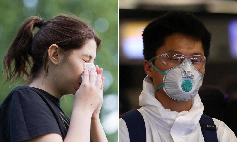 Evo kako možete prepoznati razliku između alergije i korone