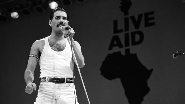 13th July - 30 Years Since Live Aid