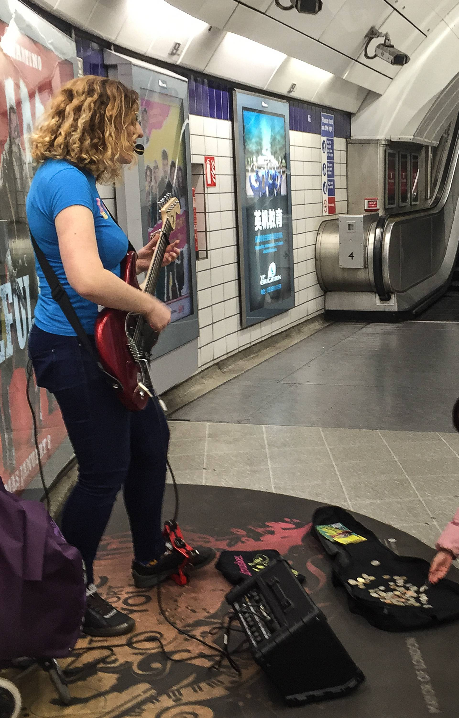 Buskers of London