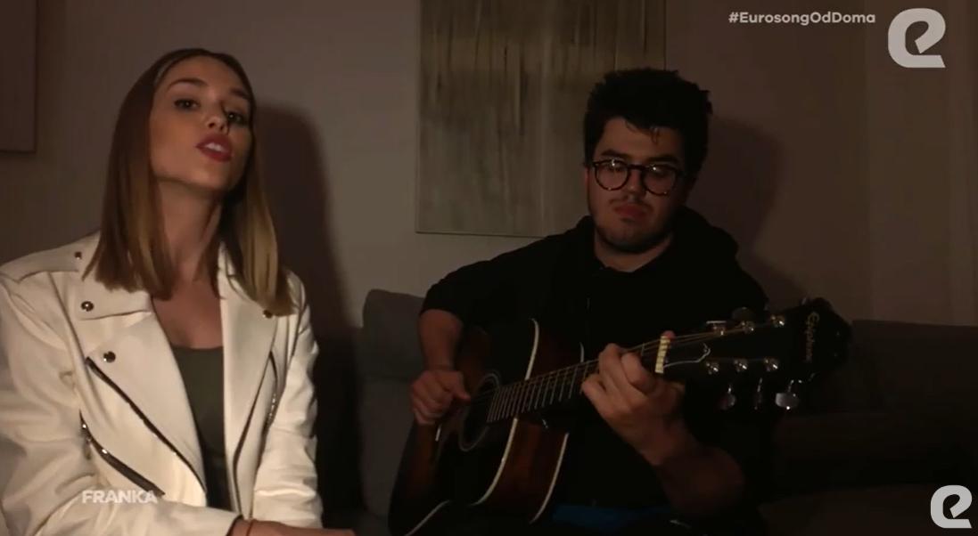 Eurosong od doma: Gledatelji najviše hvalili Franku Batelić