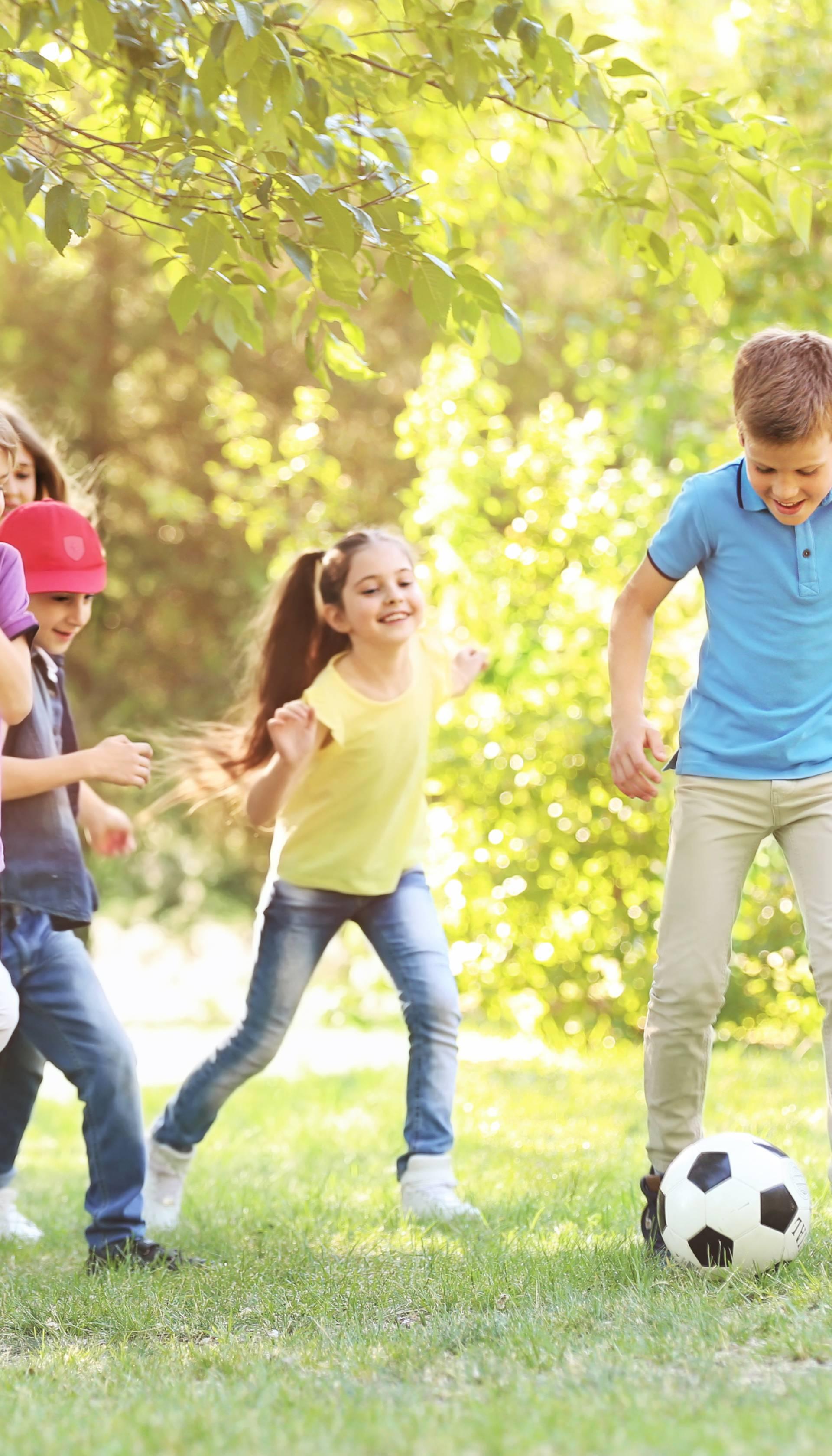 Djeci je odmor jednako važan kao i izvanškolske aktivnosti