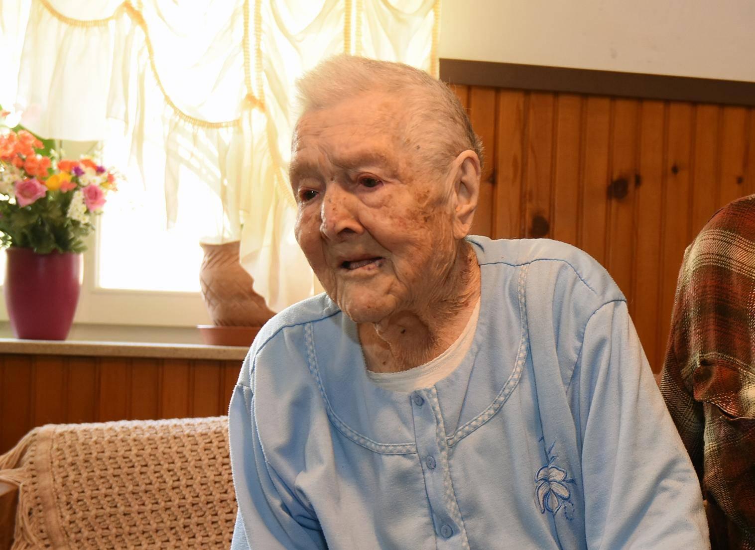 Sa 107 godina najstarija je  u zemlji: 'Tajna su rakija i pršut'