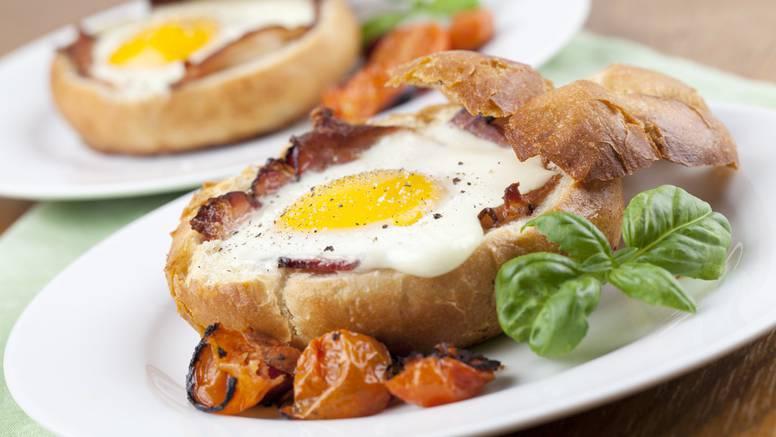Jaja za doručak jamče više koncentracije u ostatku dana