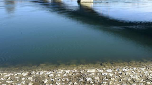 Varaždin: Vodostaj rijeke Drava u laganom je porastu