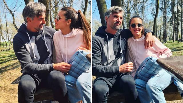 Obiteljska idila Ivaniševićevih u šetnji, Nives oduševila fotkama