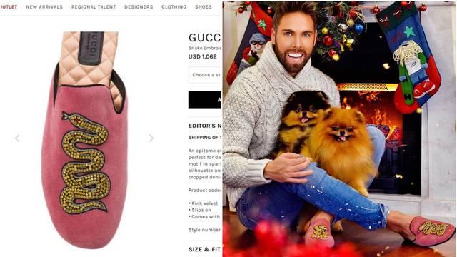 Grubnić sredio stan uoči Božića pa obuo papuče od 6500 kuna