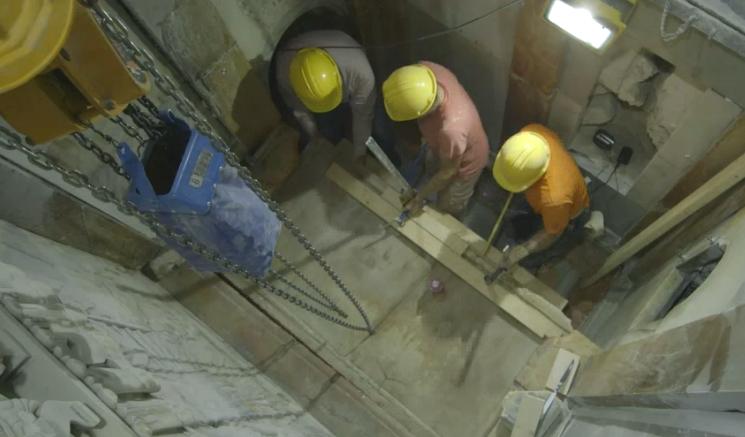 Nakon čak 5 stoljeća, arheolozi su napokon otvorili Isusov grob