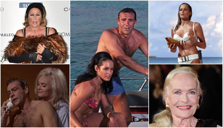 Bondove djevojke nezaboravni su dio avantura agenta 007