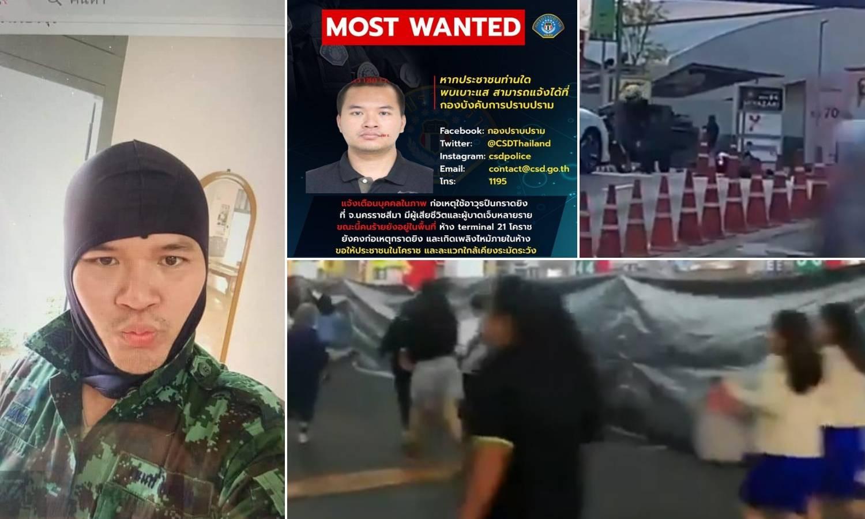 Tajlandski vojnik ubio 20 ljudi, drži taoce u trgovačkom centru