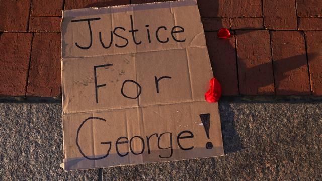 Biden o presudi za ubojstvo Floyda: 'Svima nam je laknulo'