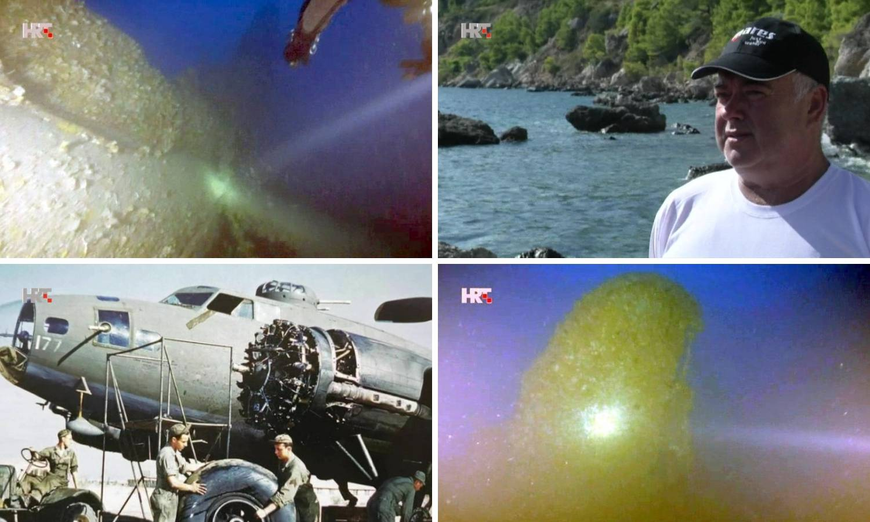 Novo veliko otkriće: Pronašli olupinu bombardera kod Visa
