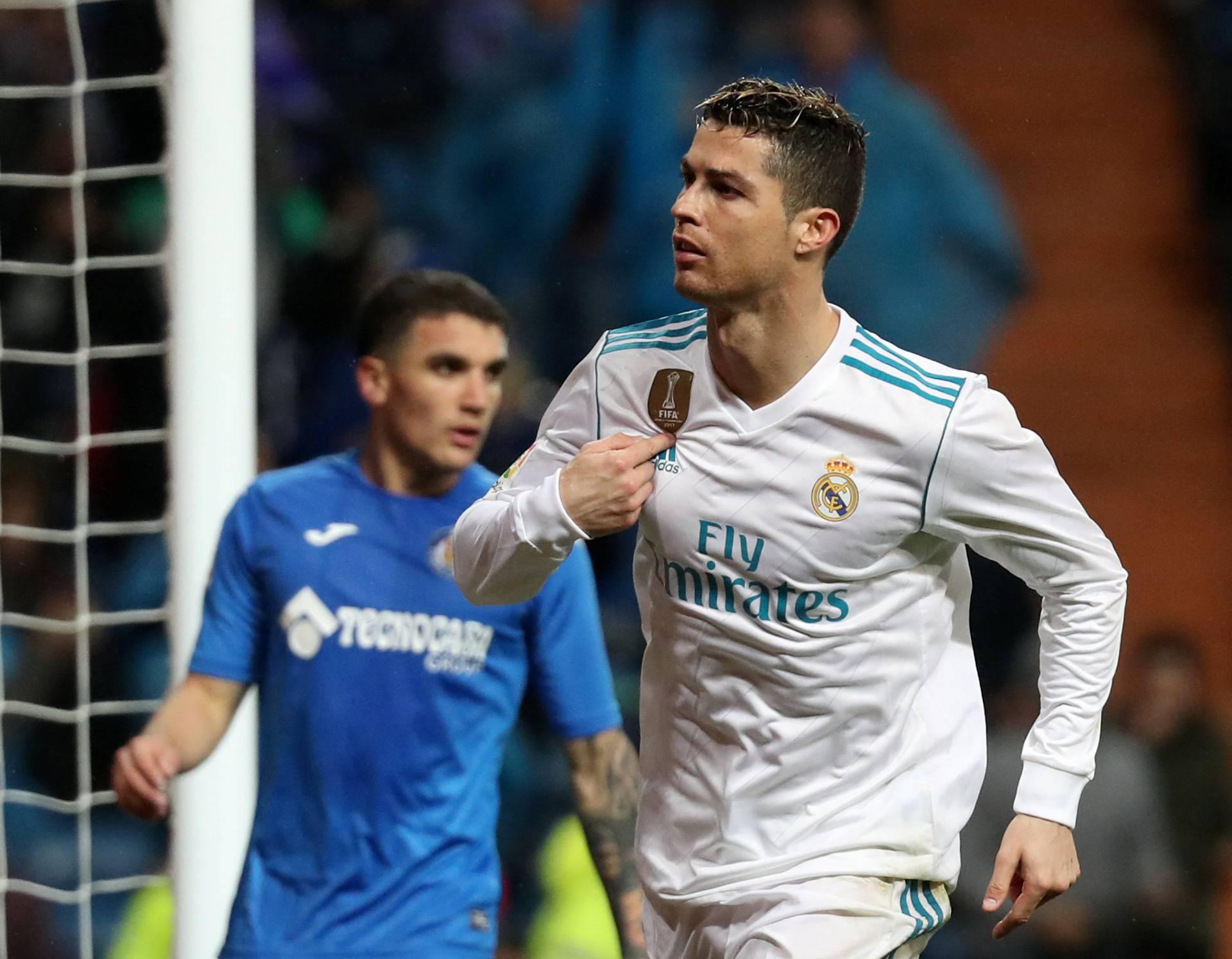 La Liga Santander - Real Madrid vs Getafe
