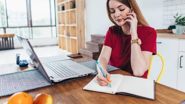 Planirate raditi kućni ured? Ovih 6 savjeta uzmite u obzir