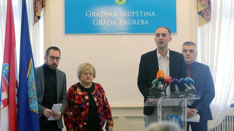 Oporba u Zagrebu želi poslati GUP na referendum građanima