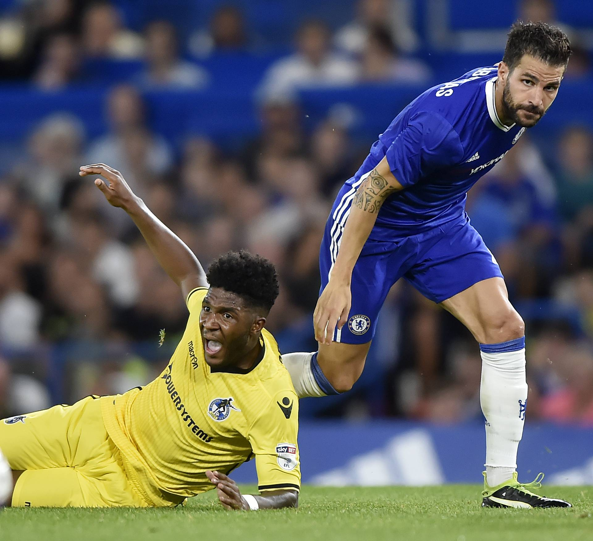 Chelsea v Bristol Rovers - EFL Cup Second Round