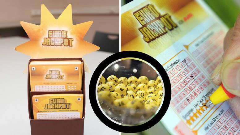 'Pao' je i Eurojackpot: Trojici igrača ide po 223 milijuna kuna
