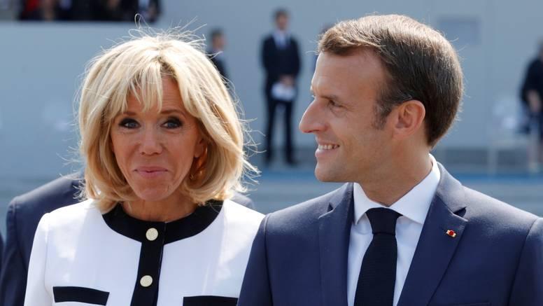 Brak Macronovih: 'Predsjednik  zove Brigitte svakih sat i pol, uvijek znaju što onaj drugi radi'