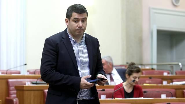 Zagreb: Sabor nastavio sjednicu raspravom o uspostavi okvira za pružanje lučkih usluga