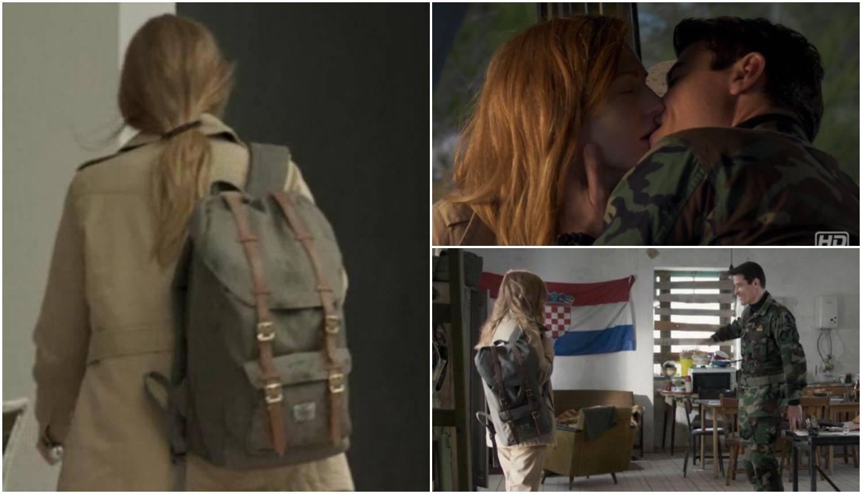 Novi gaf: Janjić je 1993. nosila retro ruksak brenda iz 2009...