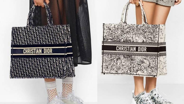 Dior 'Book Tote' torba donosi raznoliki dizajn za svakodnevicu