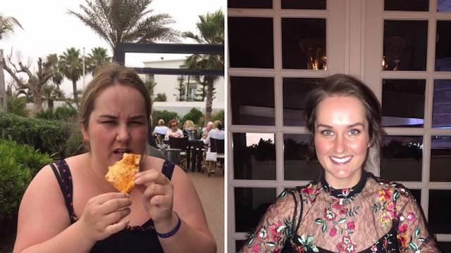 Prepolovila se kako bi stala u vjenčanicu - izgubila je 57 kg