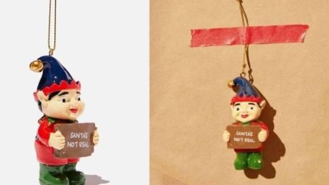 Neobični božićni ukrasi