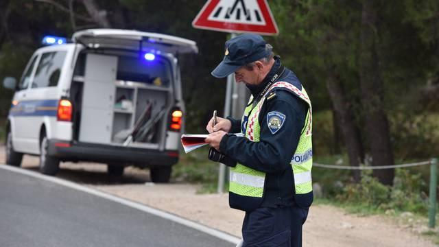 Lančani sudar u Pribislavcu: Troje ljudi je teško ozlijeđeno