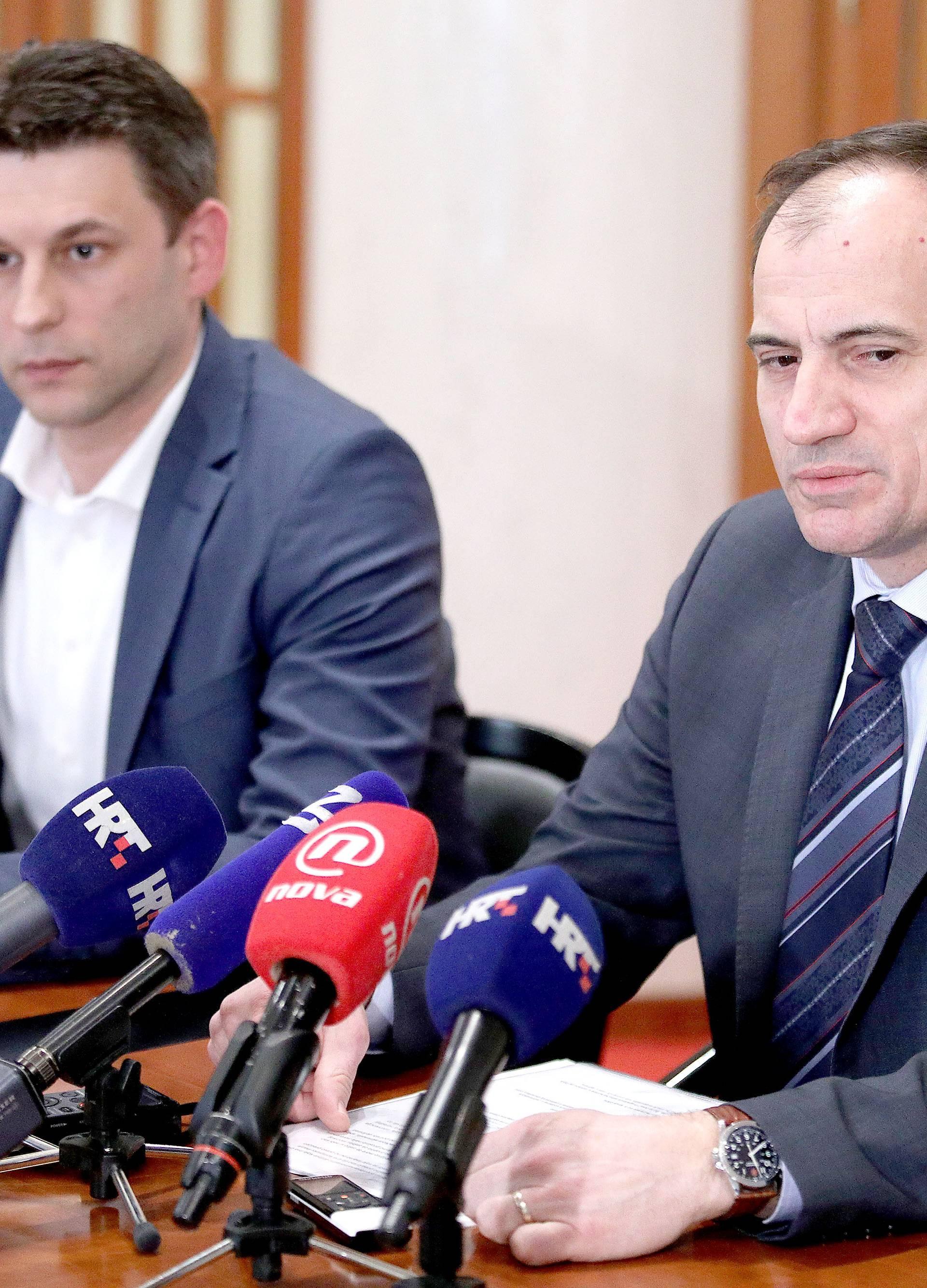 Dobrović napustio Most: Sveli su se na predsjednika i tajnika