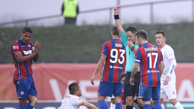Velika Gorica: Susret Gorice i Hajduka u 13. kolu HT Prve lige