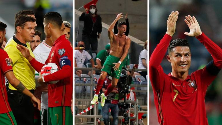Ronaldo otišao iz reprezentacije u United: Ipak će nositi broj 7!