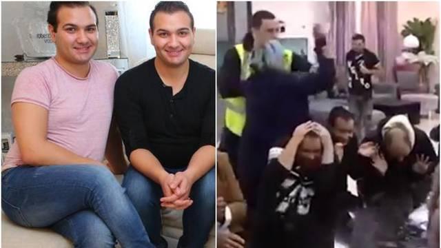 Giba Vasić krvave glave: Dobio šalicom u glavu u reality showu