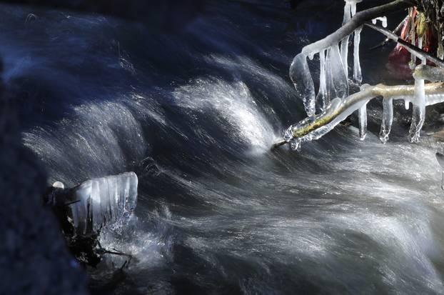 Brrr... Novi hladni val, evo kako je izgledalo jutro u Hrvatskoj