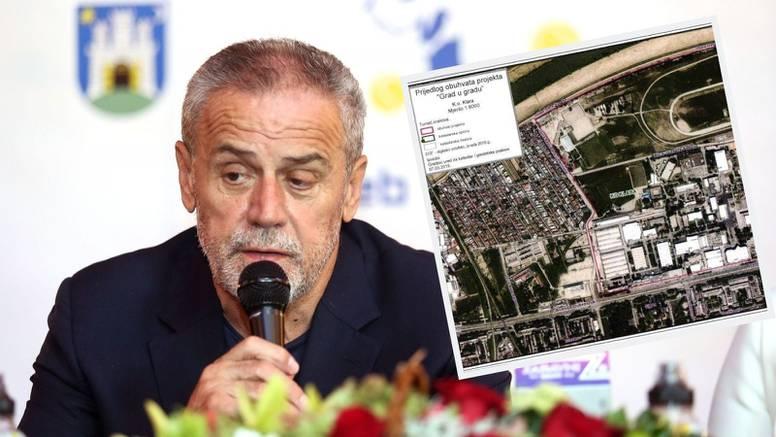 Zagrebački Manhattan: Bandić otkrio što je potpisao u Dubaiju