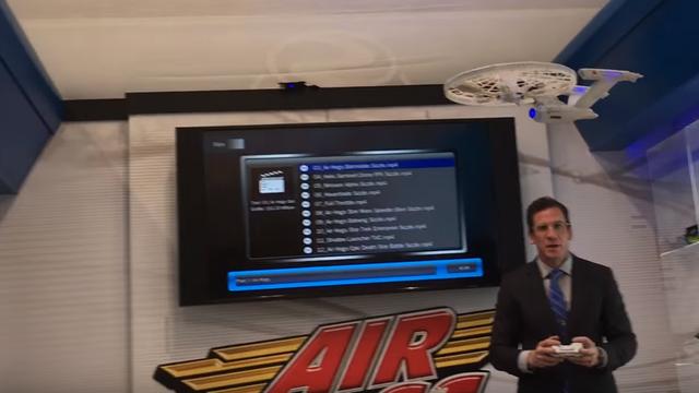 Uz ovaj dron i vi možete biti kapetan vlastitog Enterprisea