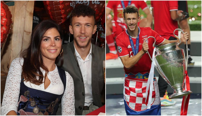 Josipa Perišić ponosna na Ivana nakon Lige prvaka: 'Vrijedilo je'
