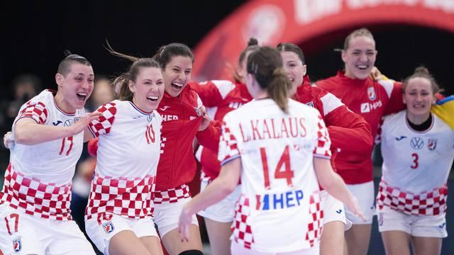 EHF Euro Women's Handball Championship - Main Round Group 2 - Croatia v Germany
