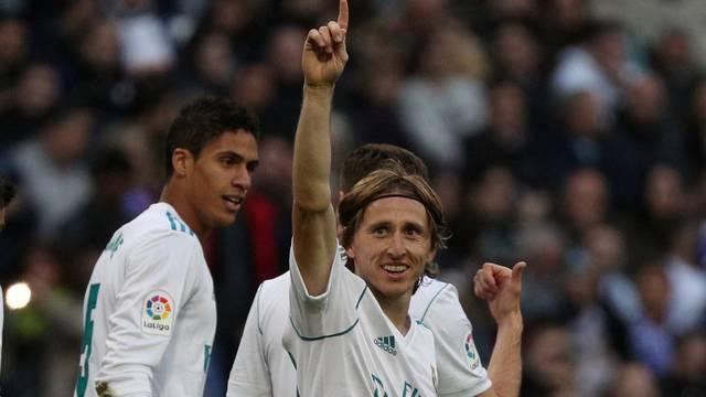La Liga Santander - Real Madrid vs Deportivo La Coruna