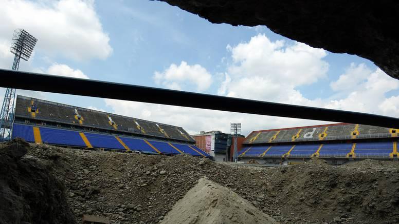 Dinamo krenuo u sanaciju juga: Modri uložili 15 milijuna kuna, a stadion je - vlasništvo Grada?!